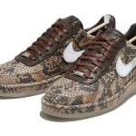 Die coolsten Sneakers Herbst/Winter 2013 – Nike Air Force 1 Low Downtown Python (+English version)