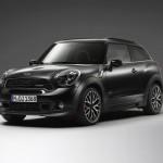 Der neue Mini kommt und er glänzt mit exklusiver Frozen Black metallic Lackierung