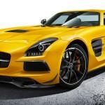 E vitture sportive più famose estate / invernu 2013 - Mercedes SLS AMG Black Series (+ versione tedesca)