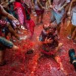 Tomatina – Tomatenschlacht in Spanien