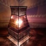 Basteltipp: Film-Lampe