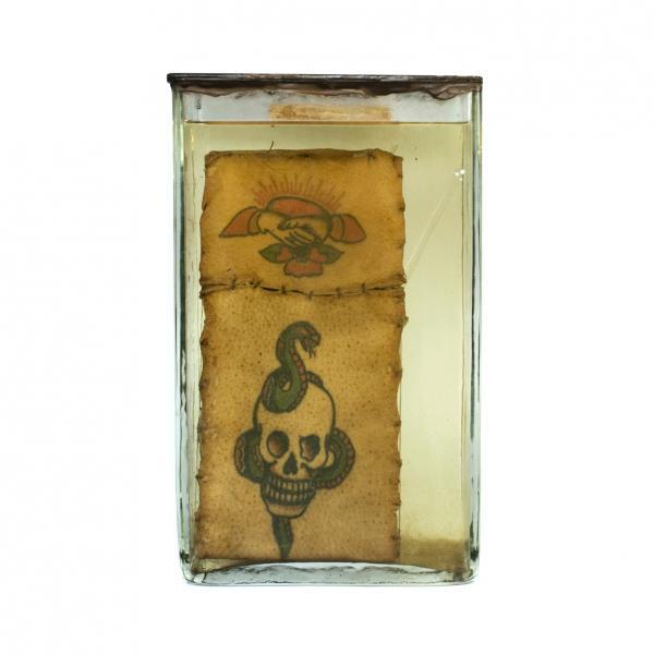 Tattoos: Kunst über den Tod hinaus