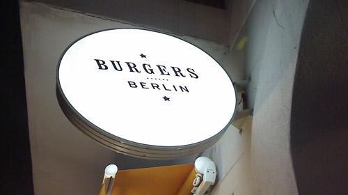 Bar- und Restauranttipp Berlin – Burgers Berlin, die besten Burger im Osten