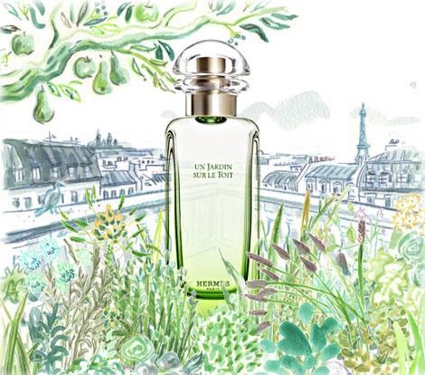 "Parfüümide test | Hermes ""Un Jardin sur le Toit"" meestele ja naistele"