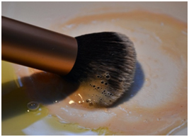 how to clean brushes 3