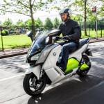 Die besten Elektro-Scooter Sommer/Winter 2013 – BMW  C evolution (+English version)