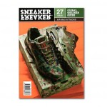 "Die coolsten Sneakers Sommer/Winter 2013 – Nike Air Max ""Country Camo"" Pack on Sneaker Freaker Issue 27 Cover (+english version)"