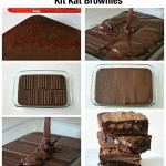 Backtipp für den Herbst: eine Brownie-Kit-Kat-Lasagne (+English version)