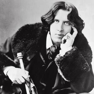 Portrait of Oscar Wilde with Cane